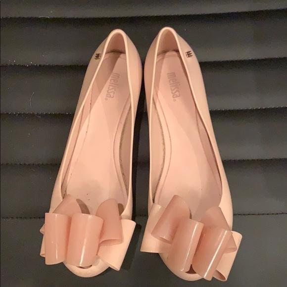 Melissa Shoes   Melissa Jelly Flats